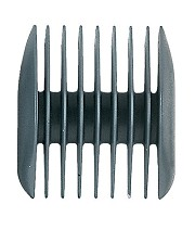 Ermila Reversible Plastic Attachment Comb 3/6 mm